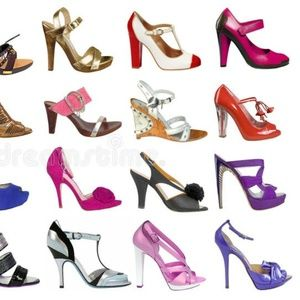 SHOES-'One shoe can change your life.'  Cinderella